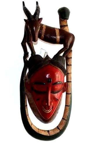 Masque Zaouili  3314-AX-159