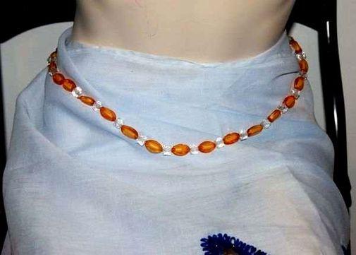 Ceinture de perles sénégalaise, séduction CPBA01