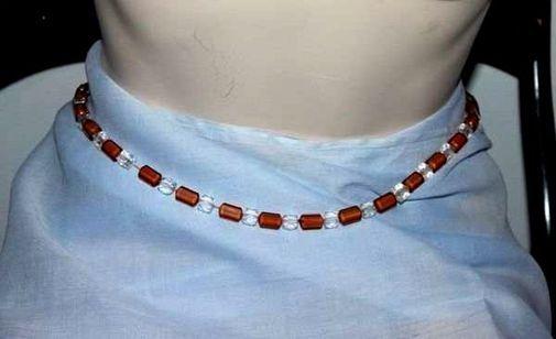 Ceinture de perles sénégalaise, séduction CPBO2