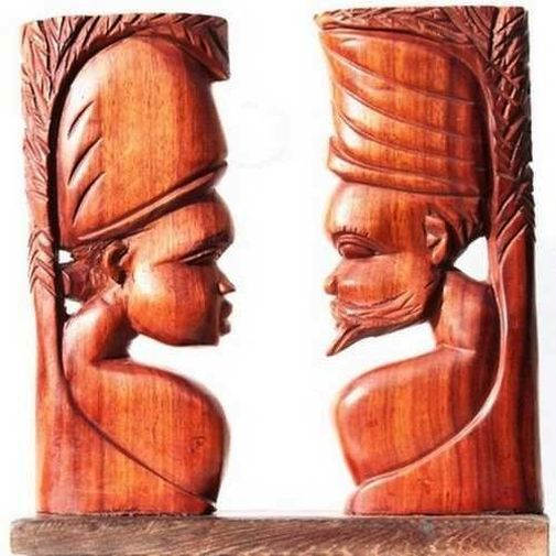 Masque Couple