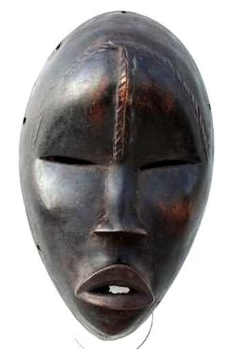 Masque ancien Dan MADA-B1