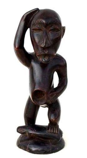 Rare statue Boulou STBO-B2